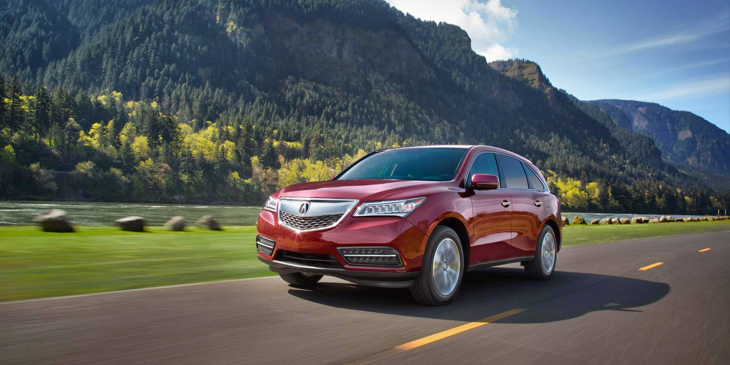 Edmunds Com Names 2014 Acura Mdx And Rdx Top Rated Vehicles