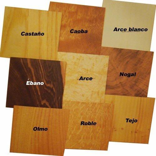 La madera 23 - Maderas laminadas tipos ...