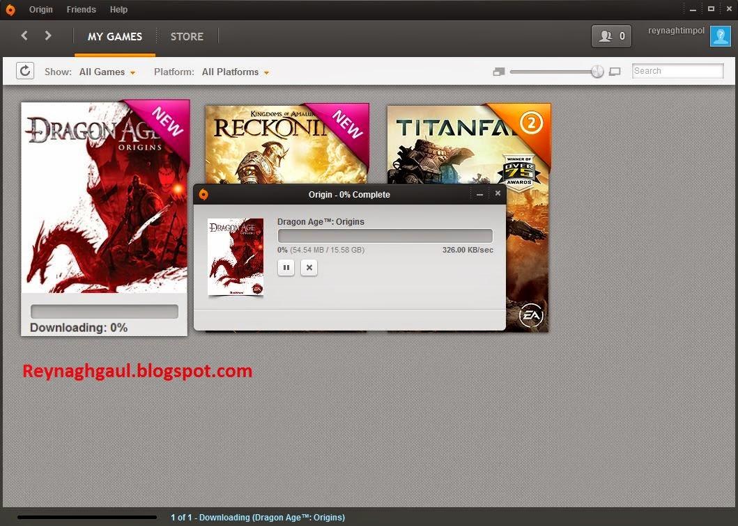 Cara Download Game ORIGINAL Gratis