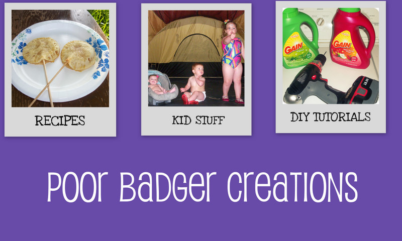 Poor Badger Creations
