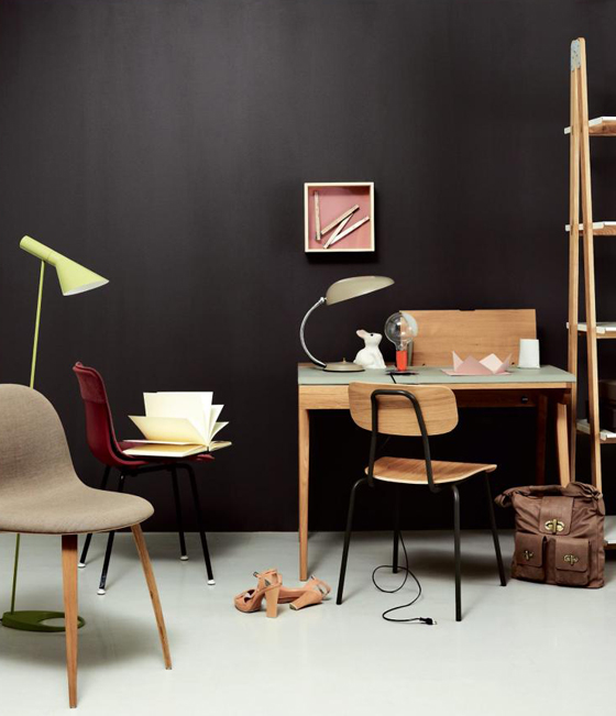 Awesome Office Styling In The Norwegian Magazine Bonytt With For Instance  Our Display Box   Rose, Studio No.4 And Little Dorm.