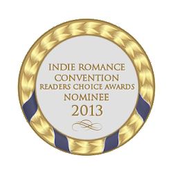 Leigh Savage Indie Romance Nominee