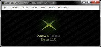برنامج تشغيل ألعاب الإكس بوكس على الكمبيوتر Xbox 360 Emulator