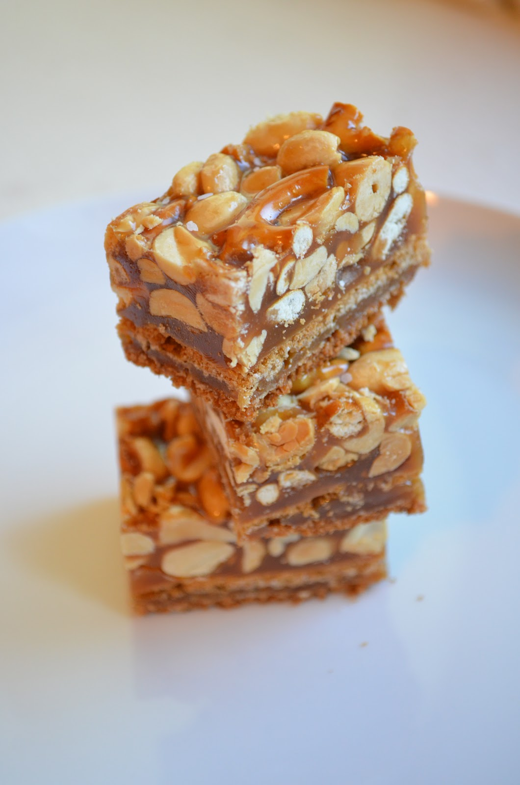 The Virtual Goody Plate: Butterscotch Blondie Bars with ...