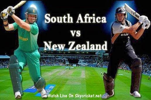 Watch NZ Vs SA on Skycricket