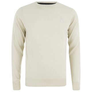 Soul Star Men's Alpha Jumper - Stone