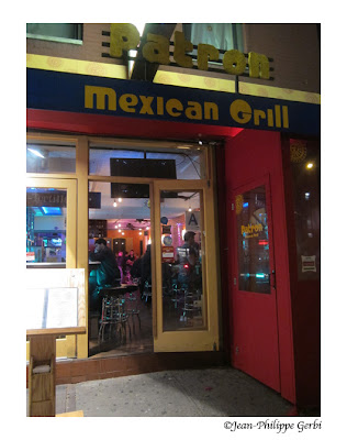 Image of Patron Mexican Grill in NYC, New York