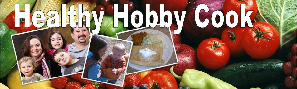 Healthy Hobby Cook