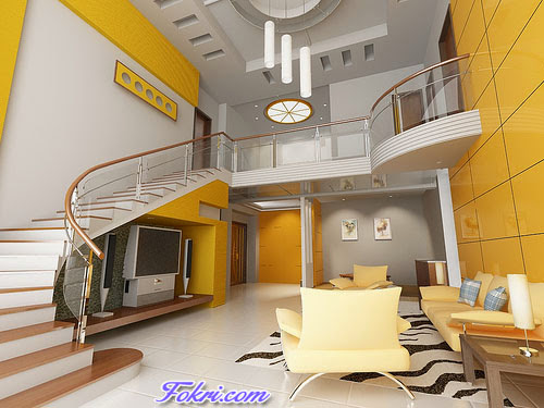 Beautiful Home Interior Design Concept