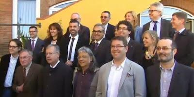 Premis Literaris Recull 2014 - Fotografia de grup