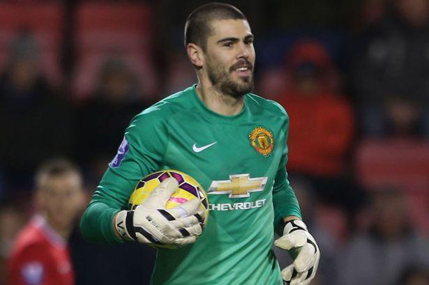 Victor Valdes Segera Tinggalkan Manchester United