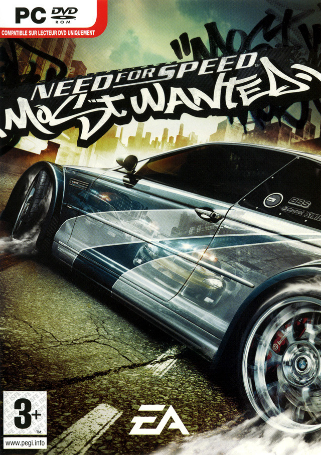 games torrent: need for speed most wanted pc