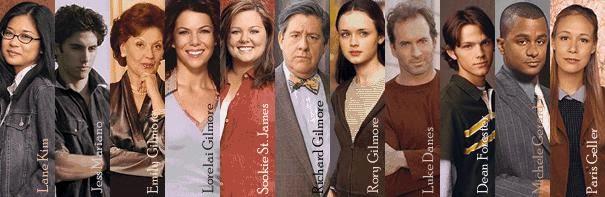 Casting principal de la tercera temporada