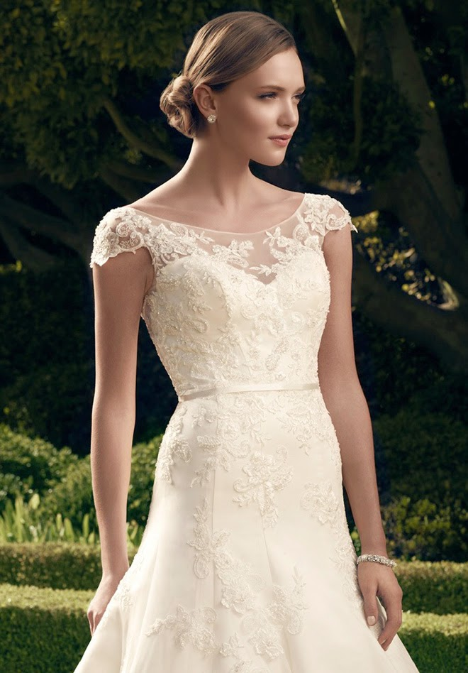 Casablanca Wedding Gown 19 Ideal