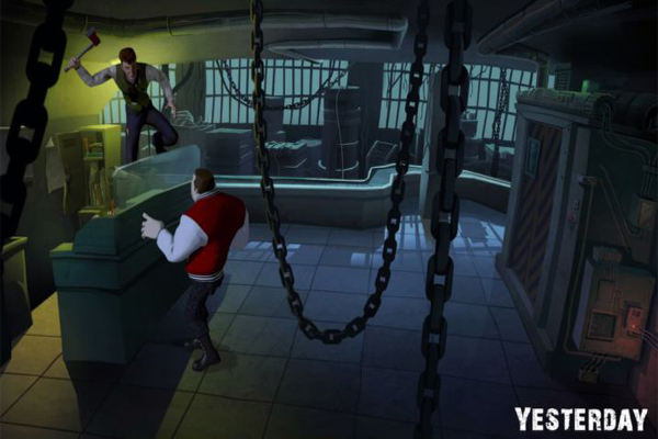 Yesterday (2012) Full PC Game Single Resumable Download Links ISO