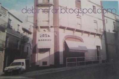 Casa Barrau de Binéfar