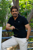 King Akkineni Nagarjuna's latest Handsome Photos Stills-thumbnail-5