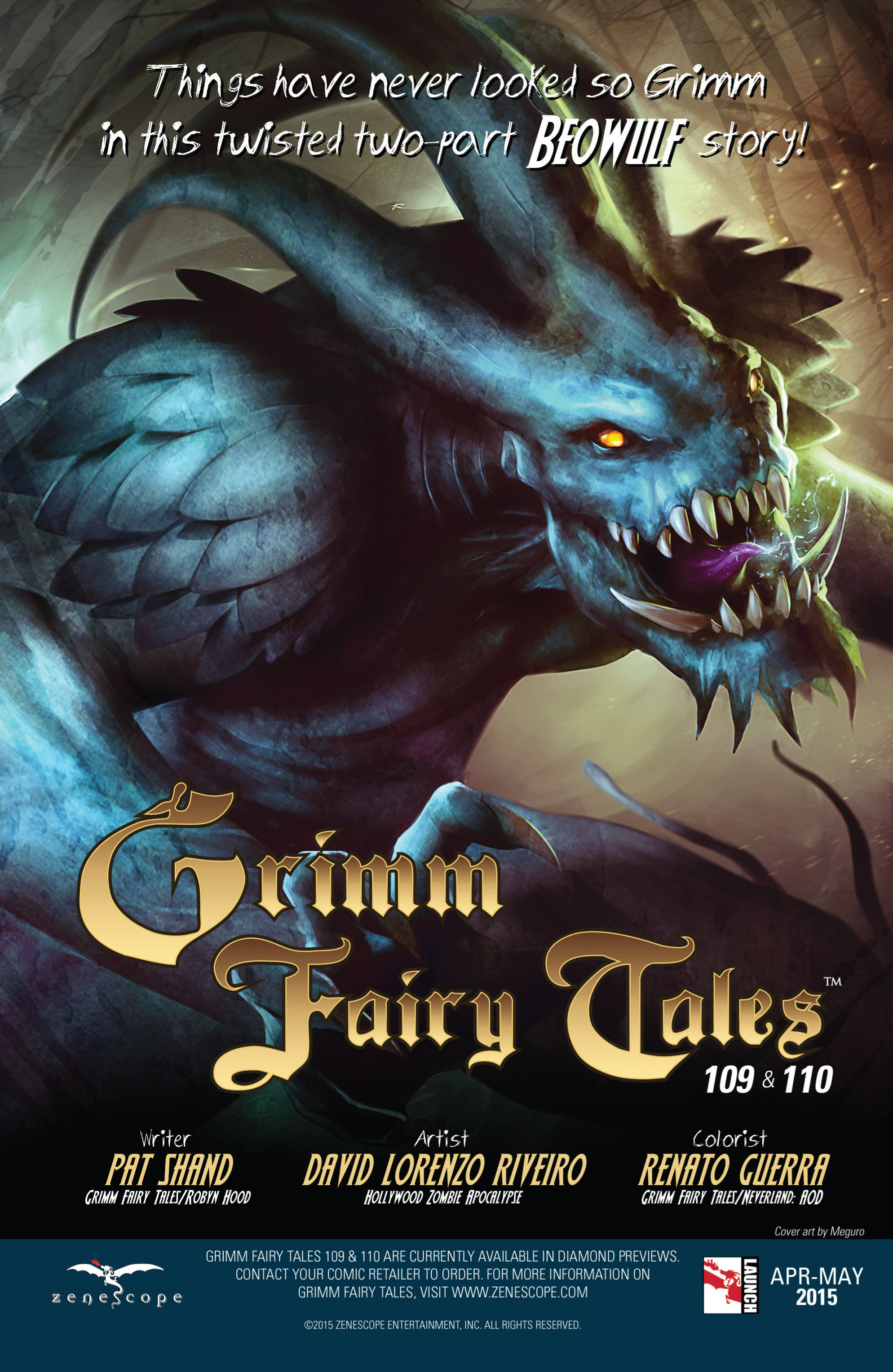 Grimm Fairy Tales (2005) Issue #108 #111 - English 25