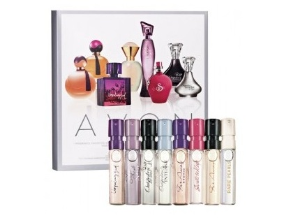 Avon For Her Fragrance Sampler