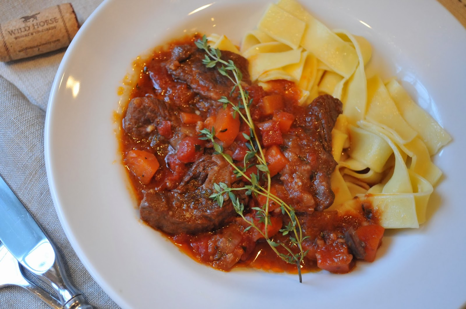 Beef daube or French beef stew recipe - Laylita's Recipes