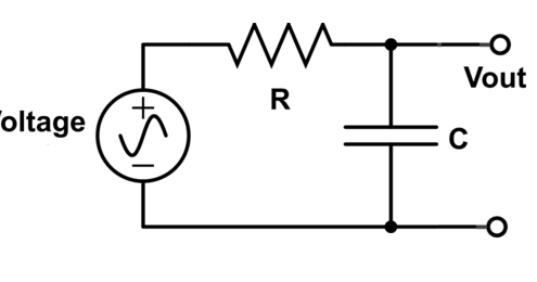 High And Low Pass Rc Filters