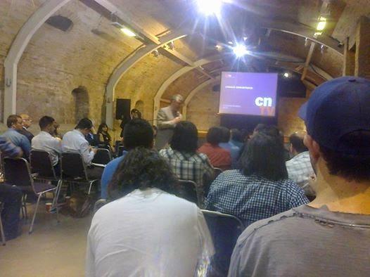Consejo Nacional de Televisión CNTV. Jornada de trabajo con canales de comunitarios de todo Chile.