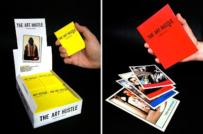 The Art Hustle Series 3 - Open The Art Hustle Series 3 Case and Jumb Cards