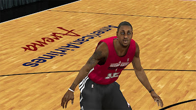 NBA 2K13 Mario Chalmers Finals Heat 2013 Update