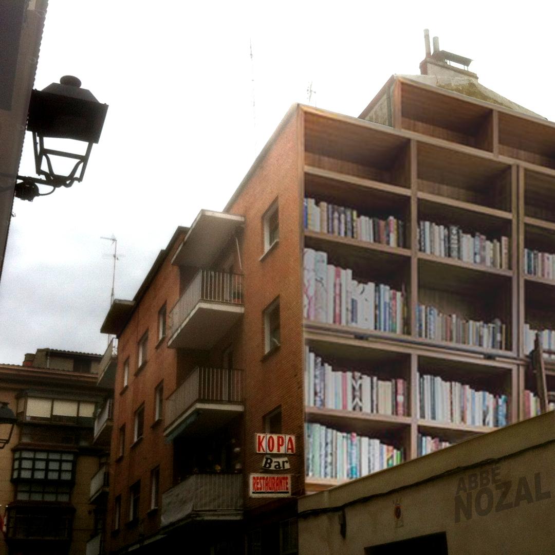Kopa librería, 2014 Abbé Nozal