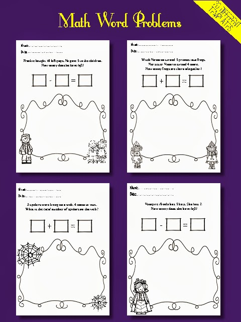 math worksheet : the constant kindergartener  teaching ideas and resources for  : Cut And Paste Math Worksheets For First Grade