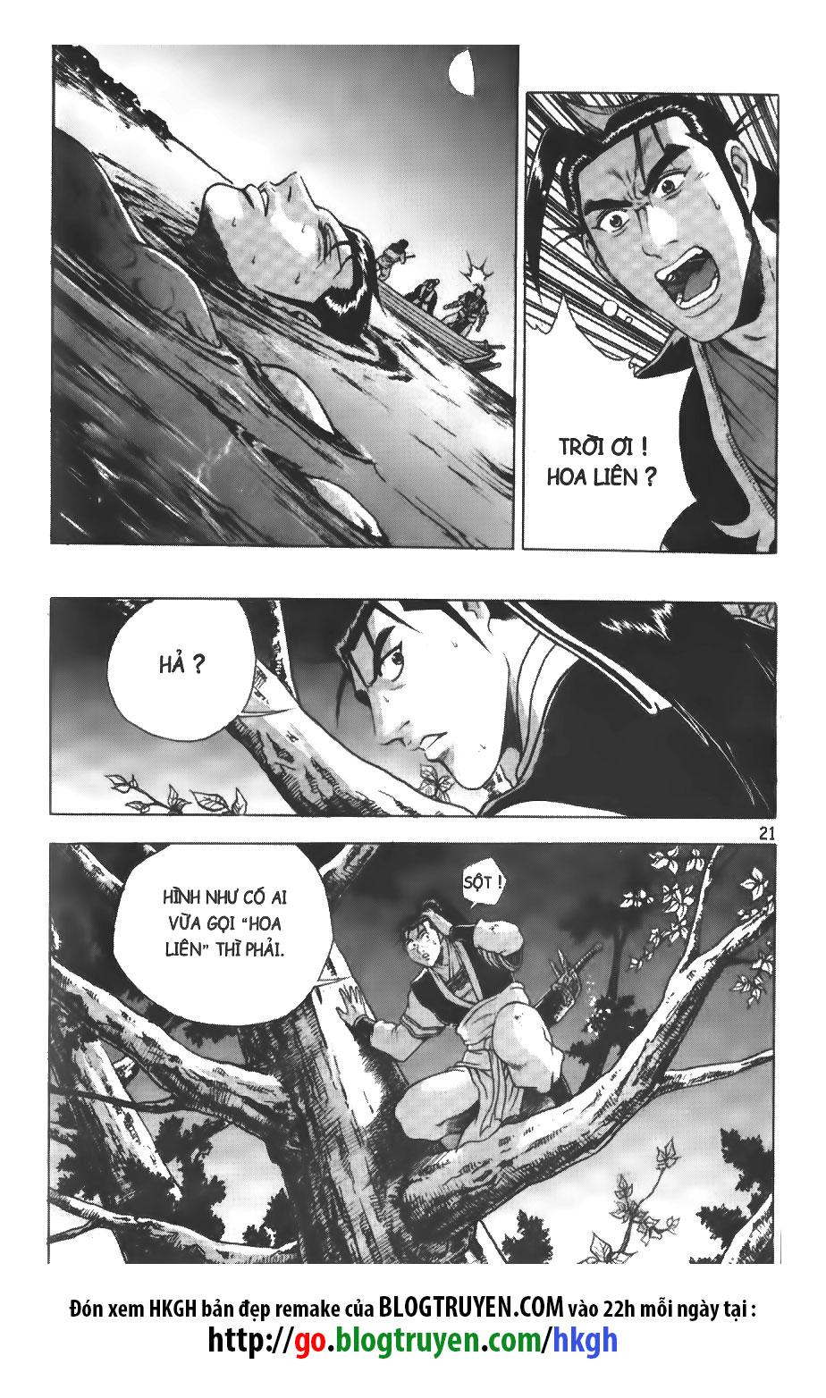Hiệp Khách Giang Hồ - Hiệp Khách Giang Hồ Chap 236 - Pic 19
