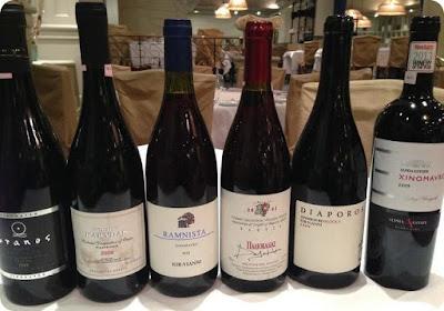 Cum va plac vinurile grecesti?