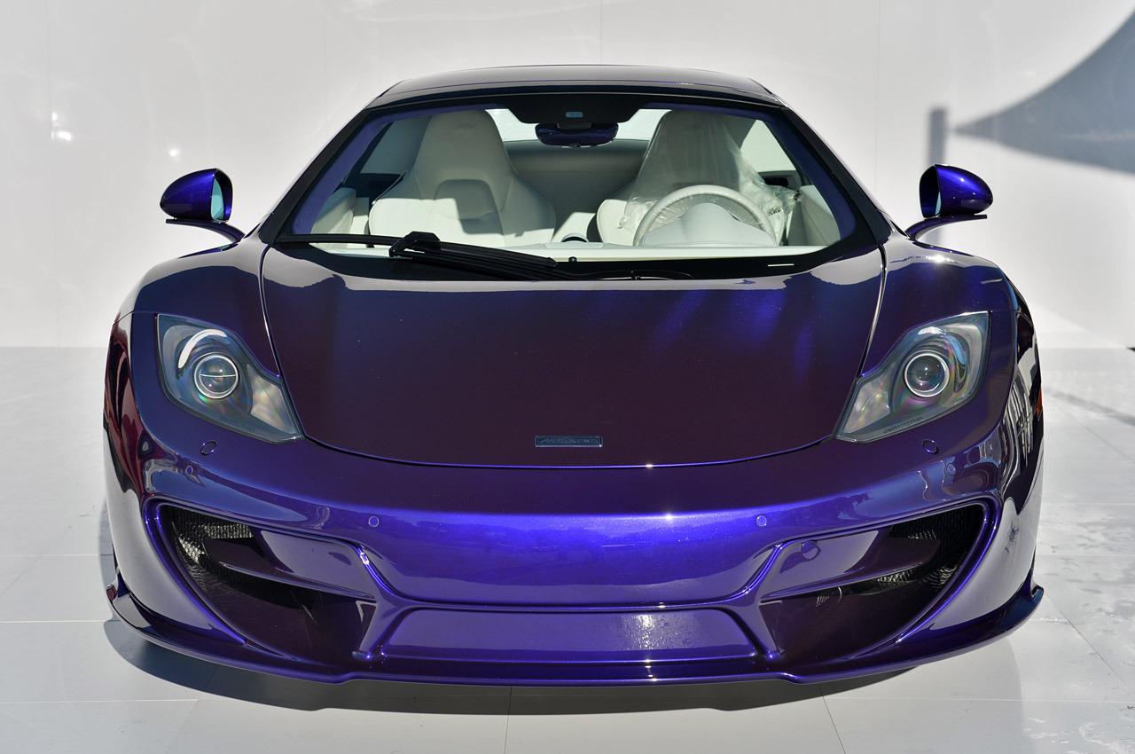 Maserati granturismo dark blue