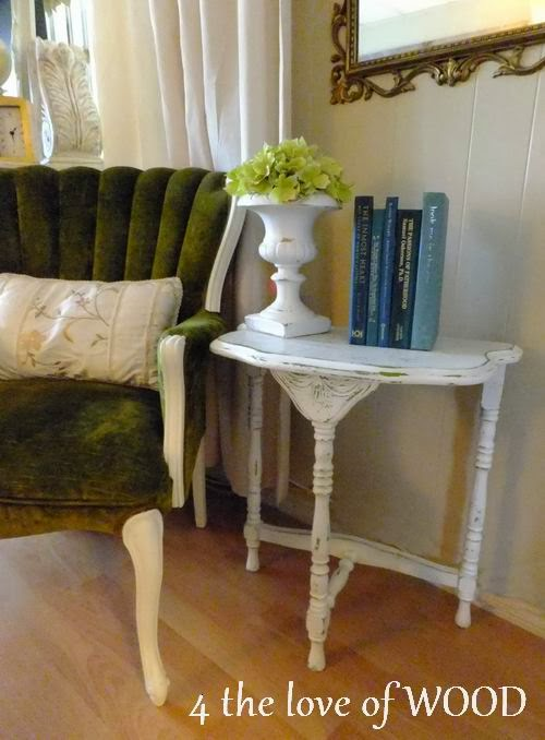 4 The Love Of Wood Shabby Chic Paint Layering