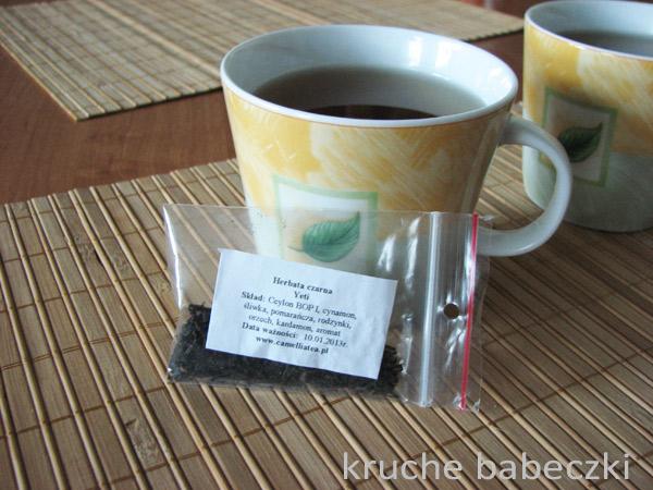 Herbata czarna Yeti - Camellia Tea