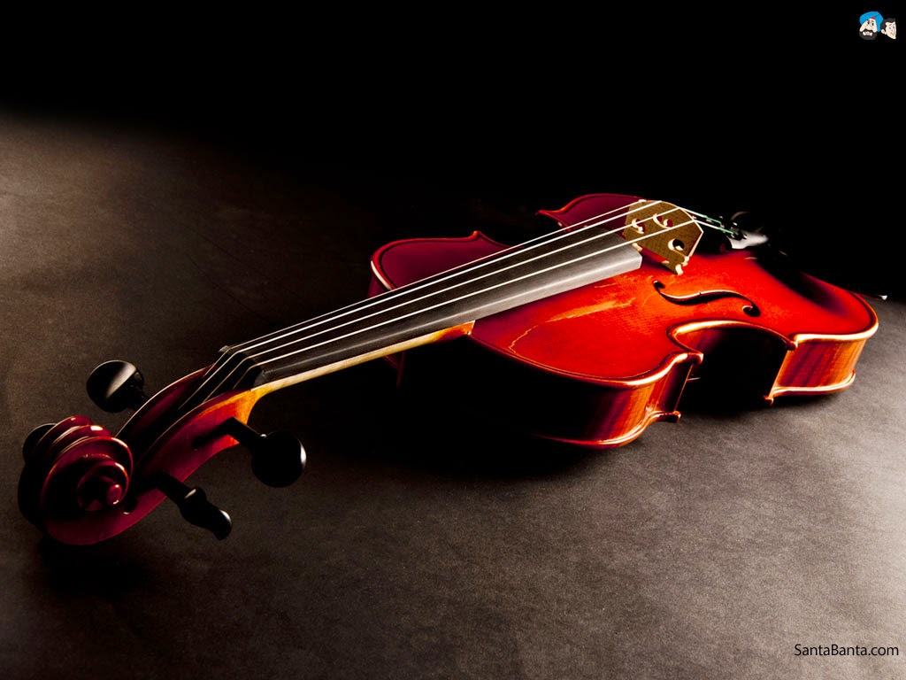 violin musical instruments HD