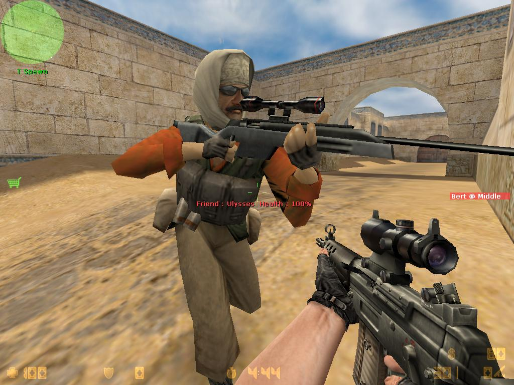 descargar counter strike condition zero deleted scenes