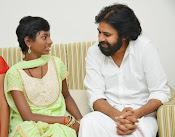Pawan Kalyan meets Srija n family-thumbnail-14