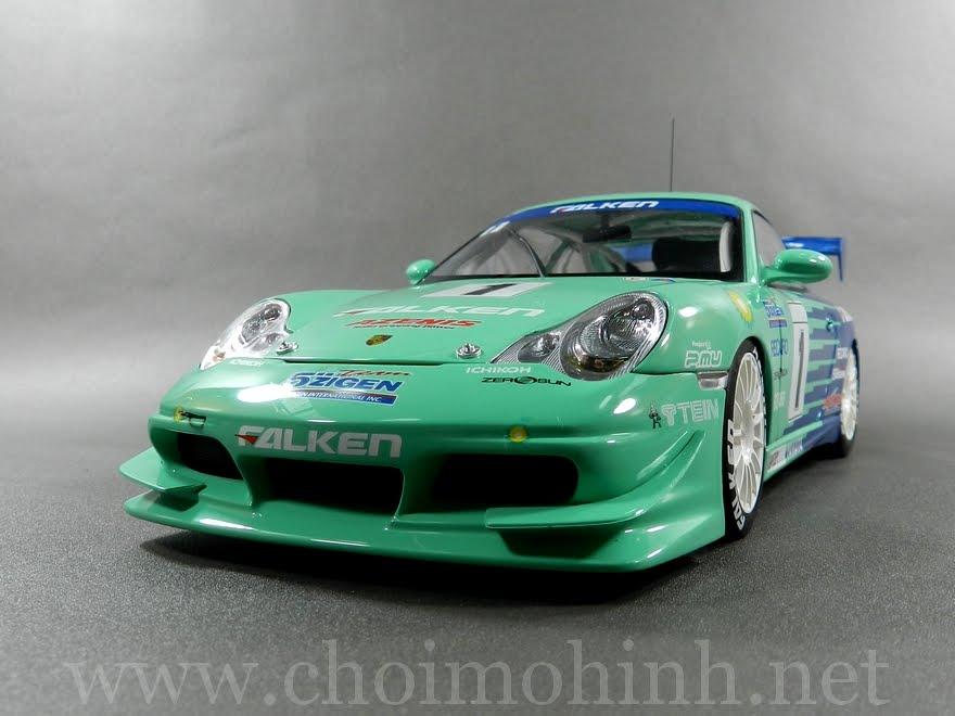 Porsche 911 GT3 Falken Super Taikyu 1:18 AUTOart