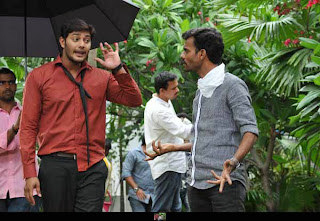 Bunny n Cherry Telugu Movie Working Stills