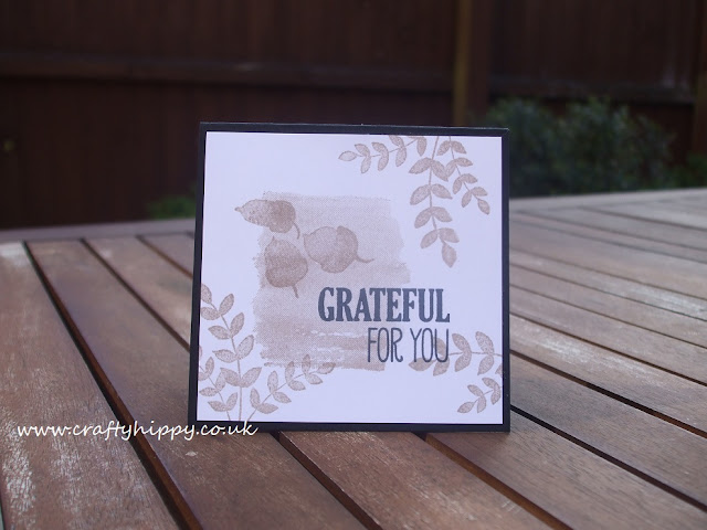 For All Things, Stampin' Up!
