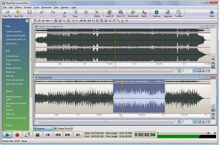 nch wavepad sound editor masters edition free download
