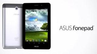 Tablet Asus Fonepad Umumkan Upgrade Prosesor