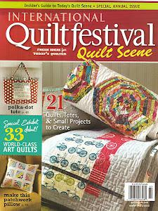 International Quilt Festival Quilt Scene