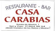 Bar Restaurante CASA CARABIAS