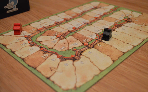 Carcassonne scoring
