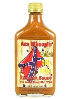 Ass Whoopin' Redneck Golden BBQ Sauce