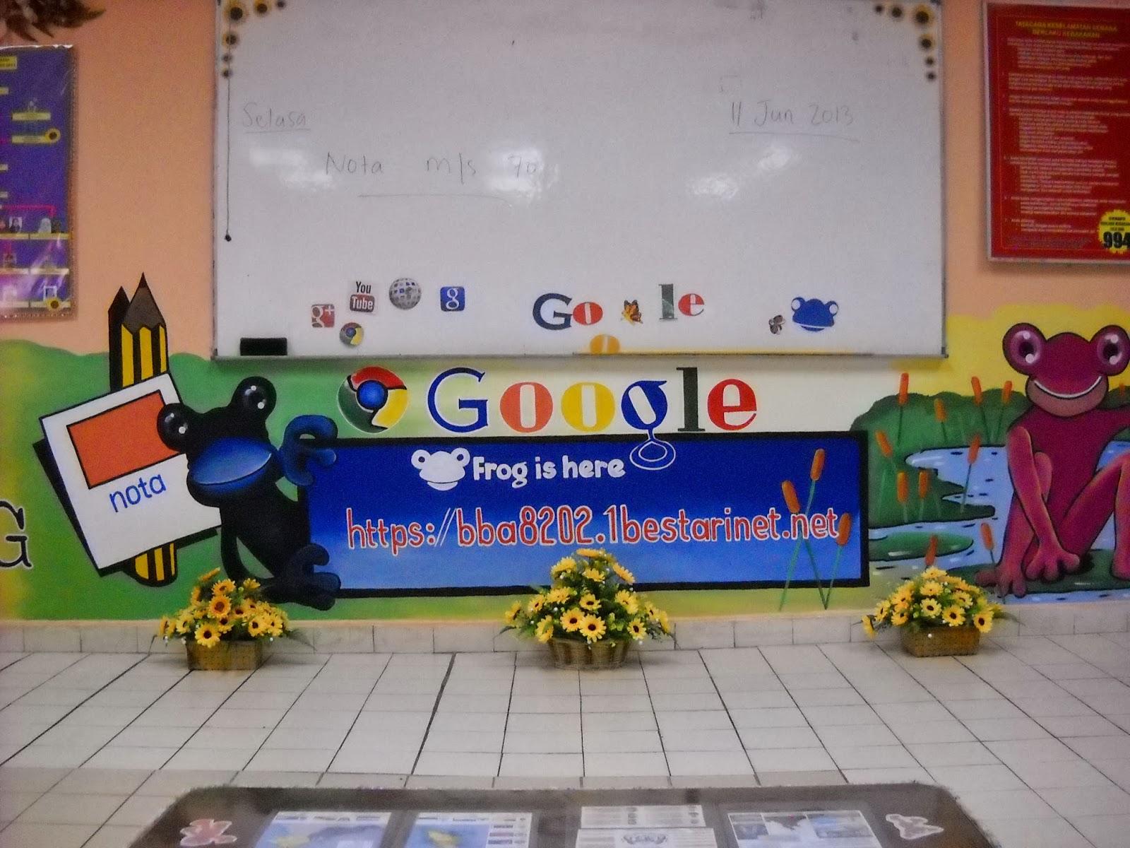 Pelukis mural shah alam mural katak for Mural sekolah rendah