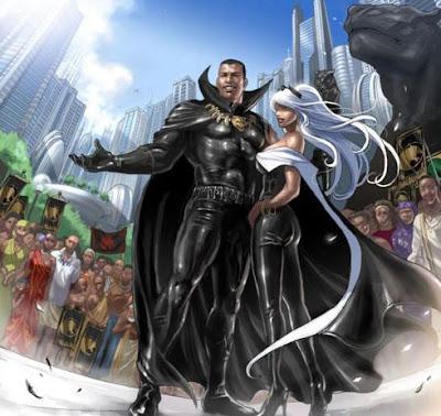 Black Panther Storm Wakanda