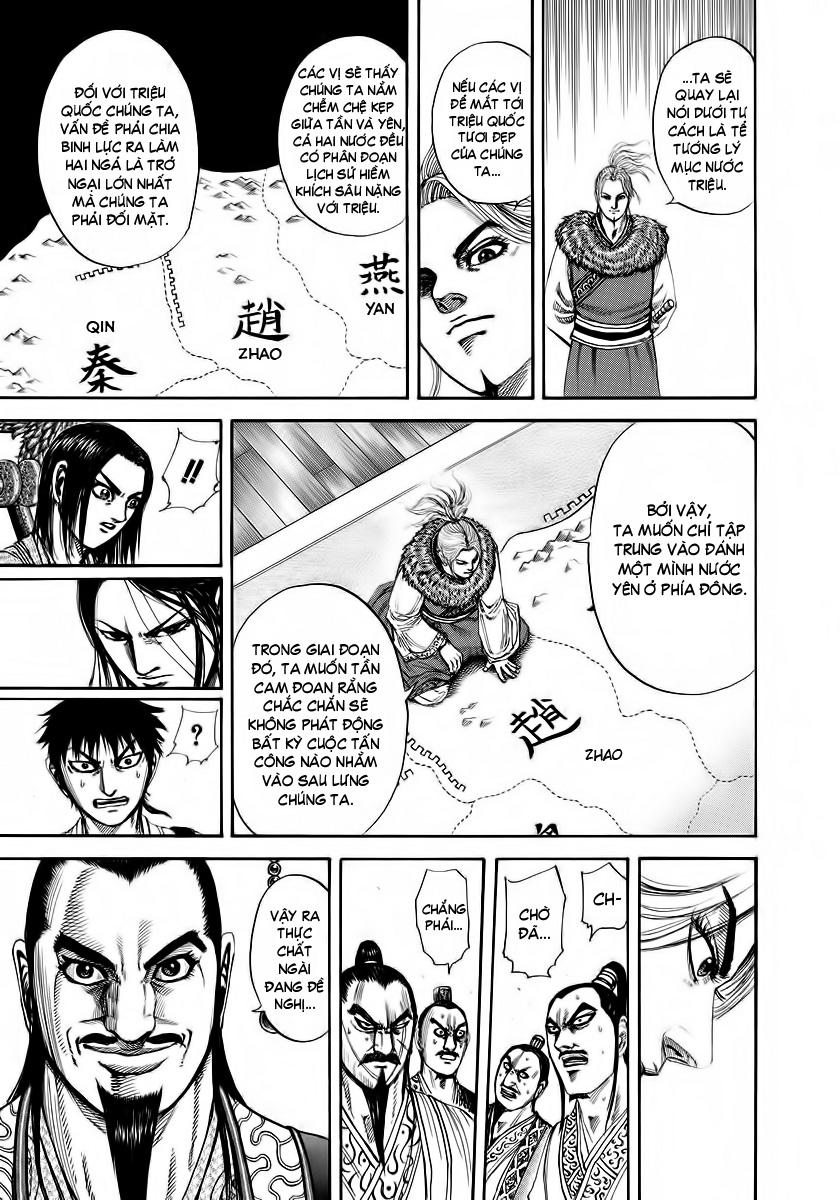 Kingdom – Vương Giả Thiên Hạ chap 176 Trang 18 - Mangak.info